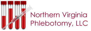 Northern Virginia Phlebotomy Logo